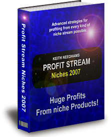 *NEW!* Profit Stream Niches 2007 - PRIVATE LABEL RIGHTS | Huge Profits From Niche Products!