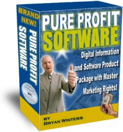 *NEW!* Pure Profit Software - MASTER RESALE RIGHTS | Instantly Gain Master Marketing Rights