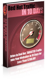 Pay for *NEW!* Sizzling Hot Targeted Traffic Red Hot Traffic in 10 Days | And Achieve This For Less Than $200.00!