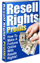 Pay for *NEW!* Resell Rights Profits - MASTER RESALE RIGHTS