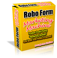 *NEW!*   Turn RoboForm into a Marketing Machine – Roboform Marketing Machine