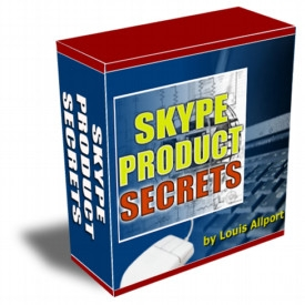 Pay for *NEW!* Skype Secrets Video Tutorial ebook - MASTER Resale Rights | Use Free Skype To Create New Products And Content In Minutes...