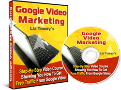 Thumbnail *NEW!*	 Google Video Marketing: How to Use Video To Generate Traffic From The Biggest Search Engine On The Internet Today by Liz Tomey - Master Resale Rights