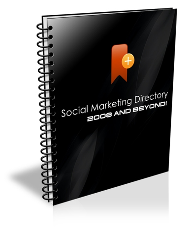 Pay for *NEW!* Social Marketing Directory 2008 and Beyond! - PRIVATE LABEL RIGHTS