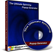 Pay for *NEW!* Spinning Popup Generator  with Resell Rights