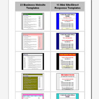 Thumbnail *NEW!*   Adsense Super-Fast Templates   - Master Resale Rights