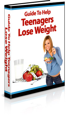 *NEW!* Guide To Help Teenagers  Lose Weight  - PRIVATE LABEL RIGHTS