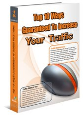 Pay for *NEW*  Top 10 Ways Guaranteed To Increase Traffic To Your Website