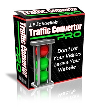 Pay for *NEW!*  Traffic Convertor Pro  - MASTER RESALE RIGHTS | Don´t Let Visitors Leave Your Website!