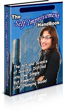 *NEW!* Self Improvement Handbook - Master Resale Rights - Art and Science of Su