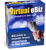 Pay for *NEW*  Virtual eBiz - $72,506.04 a Year Without a Product!