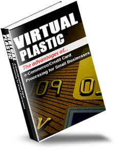 Pay for *NEW!* Virtual Plastic - MASTER RESALE RIGHTS | The Advantages Of e-Commerce Credit Card Processing For Small Business