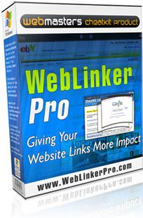 *NEW!*   WebLinker Pro: Powerful Ways To Put Action Links On Your Web Pages! Resale Rights