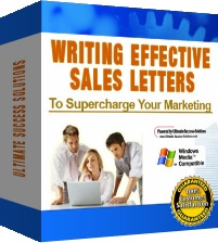 Pay for *NEW!* Writing Effective Sale Letters | High Response Sales Letters In A Flash