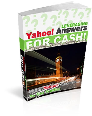Pay for *NEW*  Leveraging Yahoo Answers For Cash   with RESALE RIGHTS!  | Get Tons of Free Traffic And Load Of Cash From Yahoo Answers