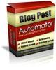 Thumbnail Blog Post Automator Script