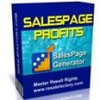 Thumbnail Sales Page Profits