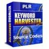 Thumbnail Keyword Harvester Software