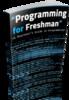 Thumbnail Programing ebook for Freshman