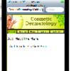 Thumbnail Cosmetic Derm Mobile Web Template