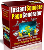 Thumbnail Instant Squeeze Page Creator Software