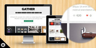 Thumbnail Themeforest - Gather - For Collectors & Creators
