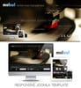 Thumbnail Meloul 1.1 - Music Responsive Joomla Template