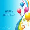 Thumbnail Vector Birthday Template
