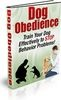 Thumbnail Dog Obedience Training