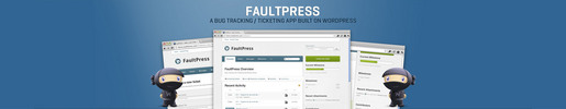 Thumbnail FaultPress Worldpress Theme