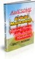 Thumbnail Awesome Article Marketing *with MRR*