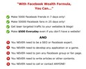 Thumbnail Make Money With Facebook Best Formula Ever