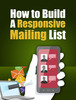 Thumbnail How To Build A Responsive Mailing List