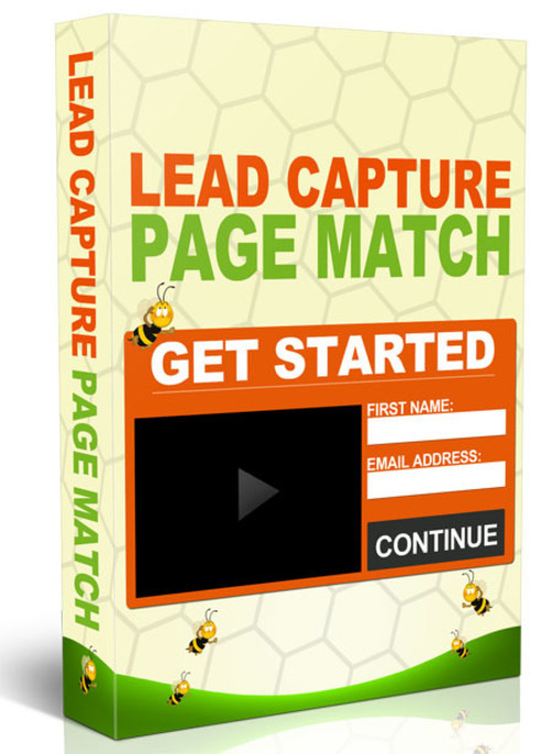Pay for Lead Capture Page Match