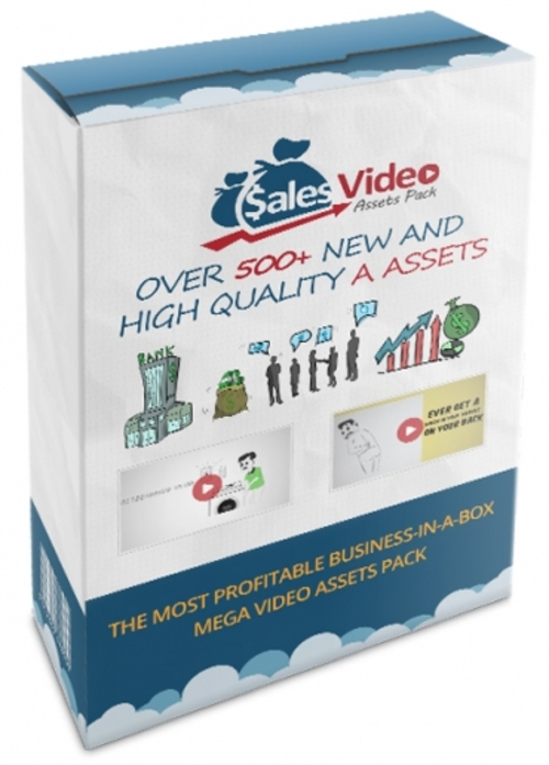 Pay for Sales Video Assets Monster Marketing Suite
