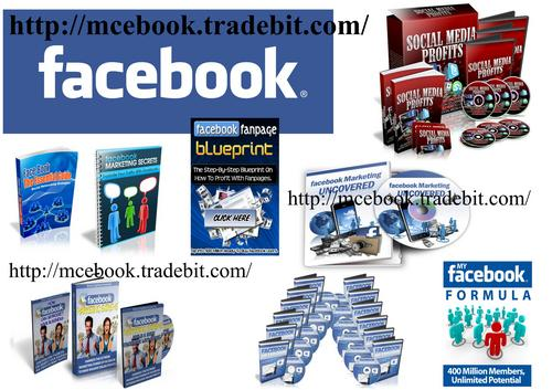 Pay for ULTIMATE Facebook Collection  + BONUS Social Media Profits