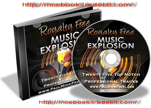 Pay for Royalty Free Music Explosion Pack