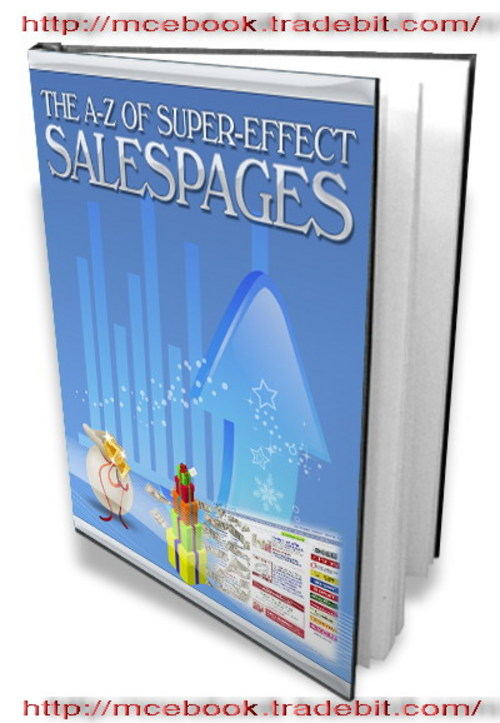 Pay for The A to Z Of Super Effective Sales Pages