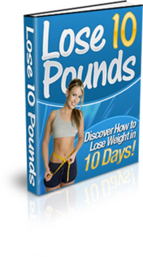 Fat Burning Lose 10 Pounds