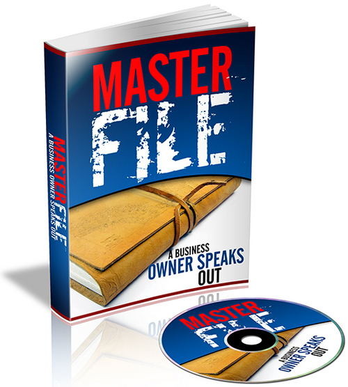 Pay for Master Files