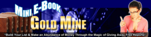 Thumbnail Mini E-Book Gold Mine