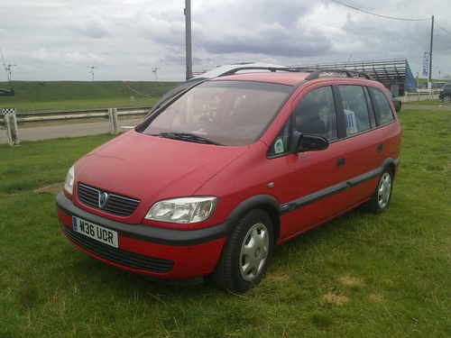 1998 2000 vauxhall opel astra zafira r to w registration petrol. Black Bedroom Furniture Sets. Home Design Ideas