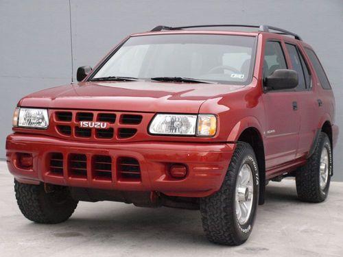 Pay for 1999-2002 Isuzu Amigo (UA), Axiom (UP), Rodeo (UE), Rodeo Sport (UA), Trooper (UX), Vehicross (VX) Workshop Repair Service Manual BEST DOWNLOAD