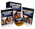 Thumbnail Supplement Secrets with MRR