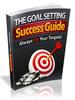 Thumbnail The Goal Setting Success Guide