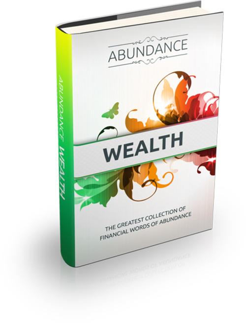 Pay for Abundance Wealth