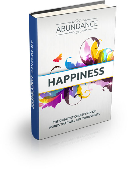 Pay for Abundance Happiness