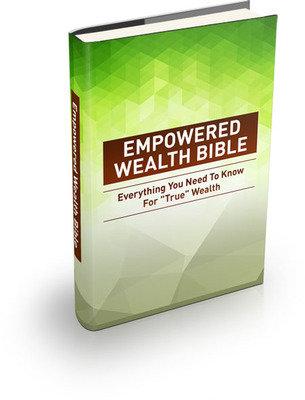 Pay for Empowered Wealth Bible