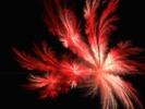 Thumbnail Red grace fractal art