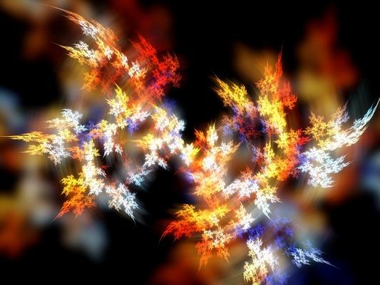 Pay for Nevrending passion fractal art